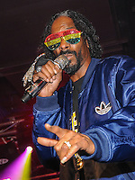 LAS VEGAS, NV - December 22: Snoop Dogg performing at the Hard Rock Cafe on December 22, 2012 in Las Vegas, Nevada.  Credit: Kabik/ Starlitepics/MediaPunch Inc. /NortePhoto