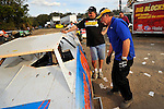 Feb 09, 2009; 4:16:14 PM; Barberville, FL, USA; UMP DIRTcar Racing Series for the 38th Annual ALLTEL DIRTcar Nationals by UNOH at Volusia Speedway Park.  Mandatory Credit: (thesportswire.net)