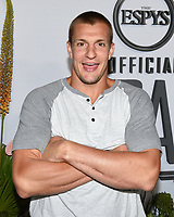 "09 July 2019 - Los Angeles, California - Rob Gronkowski. ESPN ""The ESPYS Official Pre-Party"" held at the Hotel Figueroa. Photo Credit: Billy Bennight/AdMedia"