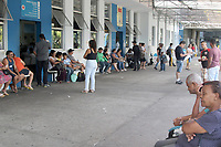 CAMPINAS, SP 06.05.2019 - MARIO GATTI - A segunda-feira (6) no Hospital Municipal Doutor Mário Gatti, em Campinas, segue dramática para pacientes que precisam de leitos da UTI (Unidade de Tratamento Intensivo) infantil e também no PS (Pronto Socorro) Adulto da unidade. (Foto: Denny Cesare/Codigo19)