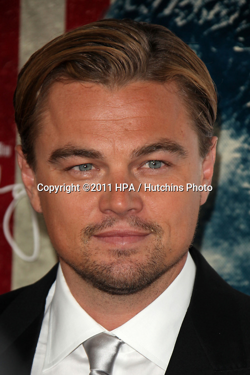 """LOS ANGELES - NOV 3:  Leonardo DiCaprio arrives at the AFI FEST 2011 Presented By Audi - """"J. Edgar"""" Opening Night Gala at Grauman's Chinese Theater on November 3, 2011 in Los Angeles, CA"""