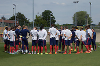 USMNT Training, June 8, 2015