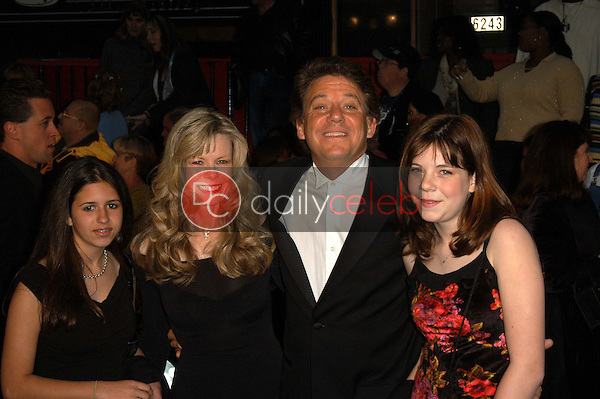 Anson Williams and family