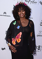 LOS ANGELES - APRIL 29:  Vanessa Bell Calloway at the inaugural Wearable Art Gala hosted by Richard Lawson and Tina Knowles Lawson at the California African American Museum (CAAM) on April 29, 2017 in Los Angeles, California. (Photo by Scott Kirkland/PictureGroup)