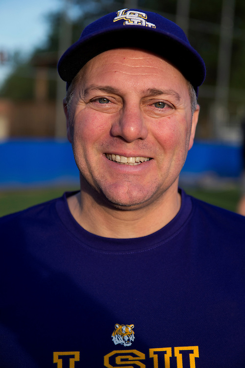 UNITED STATES - MAY 14: House Majority Whip Steve Scalise, R-La., attends Republican baseball practice in Alexandria, Va., May 14, 2015. (Photo By Tom Williams/CQ Roll Call)