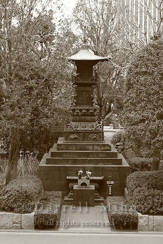 Mar 6, 2006; Tokyo, JPN; Asakusa.Shrine outside of the Senso-ji temple...Photo credit:  Darrell Miho