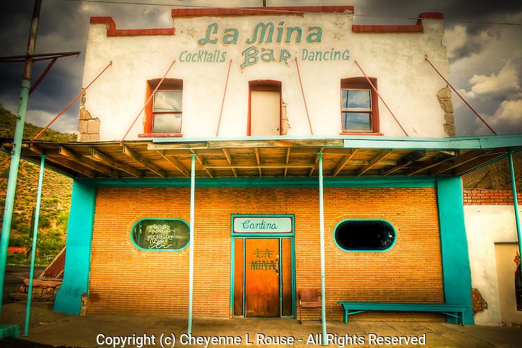 La Mina Bar - Superior, Arizona