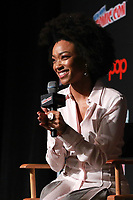 NEW YORK, NY - OCTOBER 7: Sonequa Martin-Green  at Star Trek: Discovery at New York Comic Con on October 7, 2017 in New York City. <br /> CAP/MPI/DC<br /> &copy;DC/MPI/Capital Pictures
