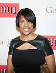 WASHINGTON, DC - MAY 2: Mayor of Baltimore Stephanie Rawlings-Blake attending the Google and Netflix party to celebrate White House Correspondents' Dinner on May 2, 2014 in Washington, DC. Photo Credit: Morris Melvin / Retna Ltd.
