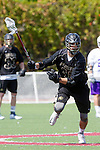 Orange, CA 05/16/15 - Zane Larson (Colorado #21) in action during the 2015 MCLA Division I Championship game between Colorado and Grand Canyon, at Chapman University in Orange, California.