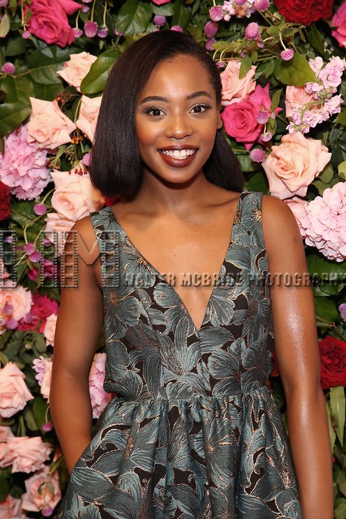 Hailey Kilgore attends The American Theatre Wing's 2019 Gala at Cipriani 42nd Street on September 16, 2019 in New York City.