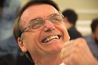 SÃO PAULO,SP, 30.07.2018 - ELEIÇÕES-2018- Jair Bolsonaro, candidato do PSL à Presidência, durante programa Roda Viva da TV Cultura na noite desta segunda- feira, 30. (Foto: Danilo Fernandes/Brazil Photo Press)