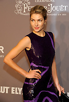 NEW YORK, NY - FEBRUARY 07: Jessica Hart attends the 2018 amFAR New York Gala at cipriani Wall Street on February 7, 2018 in New York City.  <br /> CAP/MPI/JP<br /> &copy;JP/MPI/Capital Pictures