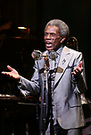"""Andre De Shields during the Broadway Press Performance Preview of """"Hadestown""""  at the Walter Kerr Theatre on March 18, 2019 in New York City."""