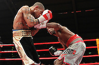 Ashley Theophane vs Darren Hamilton -