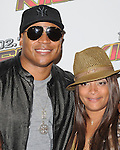 LL Cool J and family walks the red carpet at The KIIS FM Wango Tango 2011 held at The Staples Center in Los Angeles, California on May 14,2011                                                                   Copyright 2011  DVS / RockinExposures