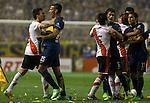 Boca Juniors y River Plate empataron 0-0 el partido de ida de la Copa Sudamericana