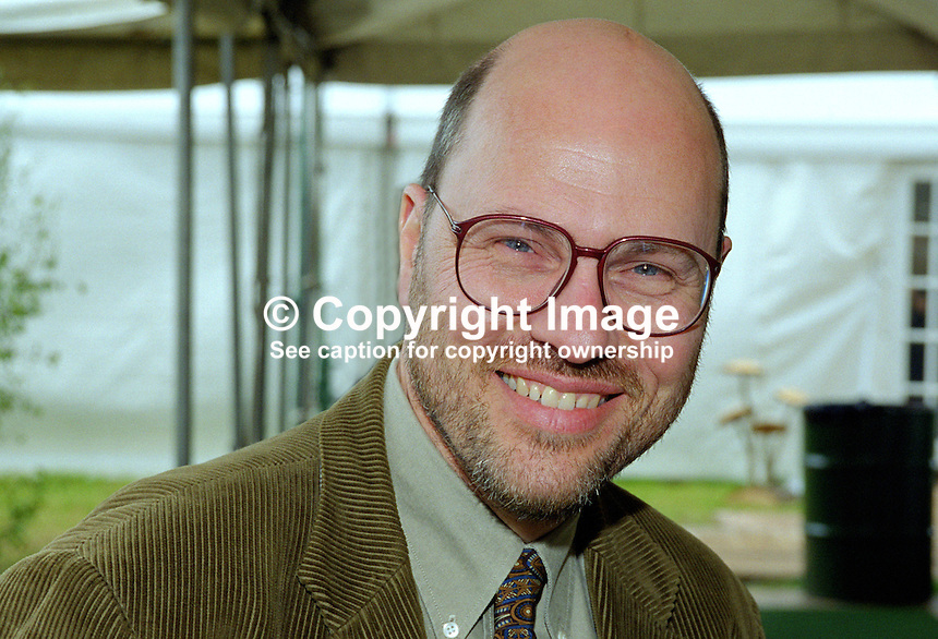 Joshua Rosenberg, journalist, broadcaster, legal specialist, BBC, London, UK, 200005203..Copyright Image from Victor Patterson, 54 Dorchester Park, Belfast, UK, BT9 6RJ..Tel: +44 28 9066 1296.Mob: +44 7802 353836.Voicemail +44 20 8816 7153.Skype: victorpattersonbelfast.Email: victorpatterson@me.com.Email: victorpatterson@ireland.com (back-up)..IMPORTANT: If you wish to use this image or any other of my images please go to www.victorpatterson.com and click on the Terms & Conditions. Then contact me by email or phone with the reference number(s) of the image(s) concerned.