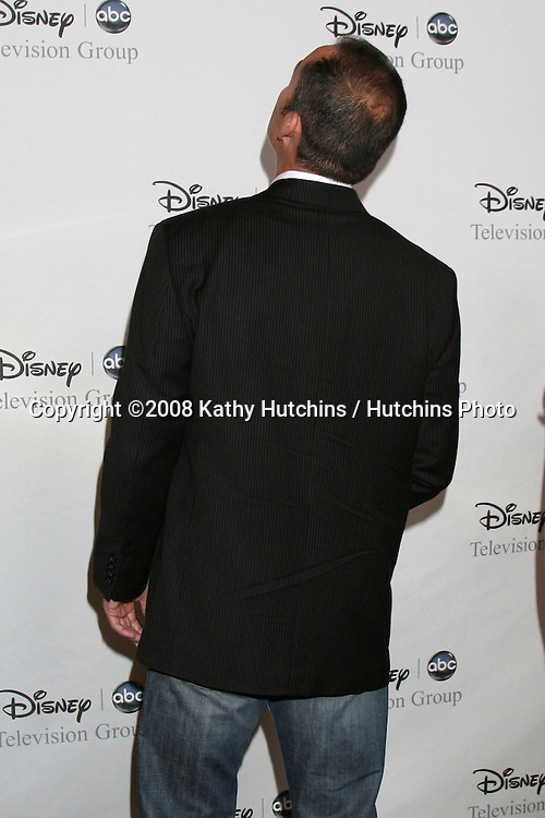 Mark Derwin arriving at the ABC TCA Summer 08 Party at the Beverly Hilton Hotel in Beverly Hills, CA on.July 17, 2008.©2008 Kathy Hutchins / Hutchins Photo .