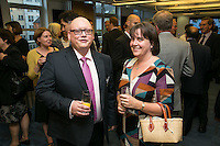 Johnathan Mizen of Potter Clarkson and Helen Stephenson of Brockhurst Davies