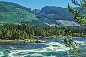 Skookumchuck Narrows, Sunshine Coast, British Columbia, Canada