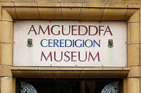 Pictured: Ceredigion Museum, Terrace Road in Aberystwyth, Wales, UK. Wednesday 28 August 2019