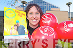 Jacinta McElligott has opened an office for the Special Olympics in Killarney Outlet Centre.