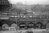 St.Pancras station, London 1989.