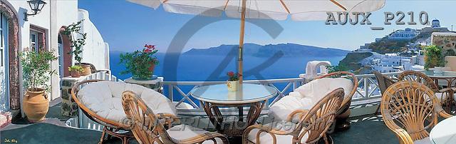 Dr. Xiong, LANDSCAPES, panoramic, photos, Invitation, Greece(AUJXP210,#L#)