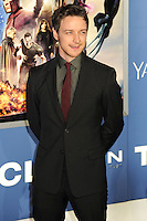 "NEW YORK CITY, NY, USA - MAY 10: James McAvoy at the World Premiere Of Twentieth Century Fox's ""X-Men: Days Of Future Past"" held at the Jacob Javits Center on May 10, 2014 in New York City, New York, United States. (Photo by Celebrity Monitor)"