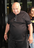 NEW YORK, NY - AUGUST 10:  Burt Young in New York, New York on August 10, 2017.  <br /> CAP/MPI/RMP<br /> &copy;RMP/MPI/Capital Pictures