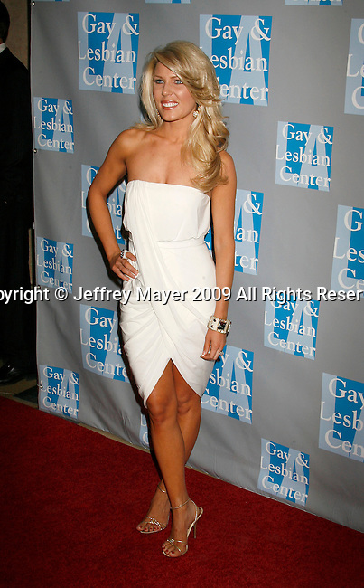 BEVERLY HILLS, CA. - April 24: Gretchen Rossi arrives at An Evening With Women: Celebrating Art, Music, & Equality at The Beverly Hilton Hotel on April 24, 2009 in Beverly Hills, California.