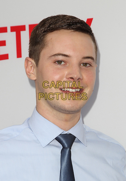 14 July 2014 - Hollywood, California - Tyler Ross. Premiere Of Netflix's &quot;The Killing&quot; Season 4 Held at The ArcLight Cinemas. <br /> CAP/ADM/FS<br /> &copy;Faye Sadou/AdMedia/Capital Pictures