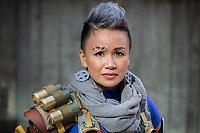Mei, Lost At The Con Cosplay, Emerald City Comicon, Seattle, Wa.