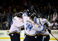 4/16/13 Kelly Cup: Cincinnati Cyclones at Toledo Walleye Game 6