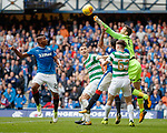 Craig Gordon punches clear