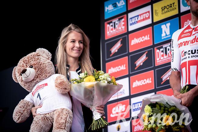 Bingoal Cycling Cup Ambassodor Femke Herygers<br /> <br /> <br /> 23th Memorial Rik Van Steenbergen 2019<br /> One Day Race: Beerse > Arendonk 208km (UCI 1.1)<br /> ©kramon