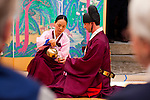 Jeremy and June's Wedding Day, Seoul, Korea