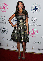 BEVERLY HILLS, CA, USA - OCTOBER 11: Terri Seymour arrives at the 2014 Carousel Of Hope Ball held at the Beverly Hilton Hotel on October 11, 2014 in Beverly Hills, California, United States. (Photo by Celebrity Monitor)