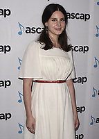 BEVERLY HILLS, CA - APRIL 23:  Lana Del Rey at the 35th Annual ASCAP Pop Music Awards at the Beverly Hilton on April 23, 2018 in Beverly Hills, California. (Photo by Scott KirklandPictureGroup)