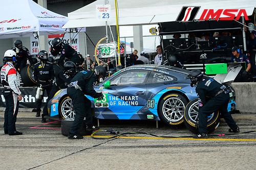 16-19 March, 2016, Sebring, Florida USA<br /> 23, Porsche, GT3 R, GTD, Ian James, Mario Farnbacher, Alex Riberas<br /> &copy;2016, Richard Dole<br /> LAT Photo USA