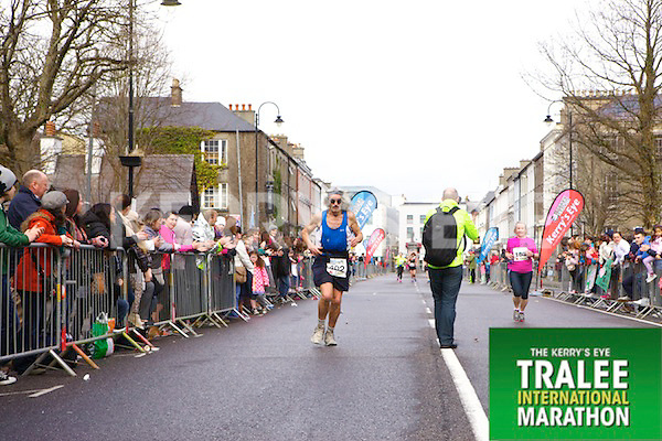 Richard Teahan 402, who took part in the Kerry's Eye Tralee International Marathon on Sunday 16th March 2014.