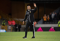 Wolverhampton Wanderers v Manchester United, ManU Premier League Wolverhampton Wanderers manager Nuno acknowledges his team s supporters following the Premier League match at Molineux, Wolverhampton PUBLICATIONxNOTxINxUKxCHN Copyright: xRussellxHartx FIL-13536-0046  <br /> Foto Imago/Insidefoto <br /> ITALY ONLY<br /> Foto Imago/Insidefoto <br /> ITALY ONLY
