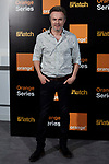 Tristan Ulloa attends to 'Snatch' second season presentation  at Sony offices in Madrid, Spain. September 19, 2018. (ALTERPHOTOS/A. Perez Meca)