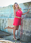 Photo shoot along the New Orleans lakefront and in City Park.