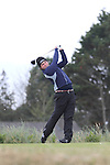 Garth McGee (Malone) on the 11th Tee Box on Day 2 of the East of Ireland Amateur Open Championship 2011 in Co.Louth Golf Club....(Photo credit should read Jenny Matthews www.newsfile.ie)....This Picture has been sent you under the conditions enclosed by:.Newsfile Ltd..The Studio,.Millmount Abbey,.Drogheda,.Co Meath..Ireland..Tel: +353(0)41-9871240.Fax: +353(0)41-9871260.GSM: +353(0)86-2500958.email: pictures@newsfile.ie.www.newsfile.ie.