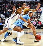 UNCASVILLE, CONNECTICUT -MAR 04: , UCONN ladies use a stellar defense to defeat Tulane 82-56 on March 4, 2018 in Uncasville, Connecticut. ( Photo by D. Heary/Eclipse Sportswire/Getty Images)