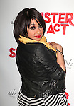 Raven-Symone celebrates her Broadway Debut in 'Sister Act' at Ava Lounge in the Dream Hotel in New York City on 3/27/2012.
