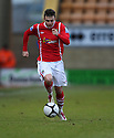Andy Mangan of Wrexham during the Blue Square Bet Premier match between Cambridge United and Wrexham at the Abbey Stadium, Cambridge on 22nd January, 2011 .© Kevin Coleman 2011