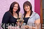 Winners of the Kerry Karaoke final left Sandra Finnegan and Sharon Godfrey